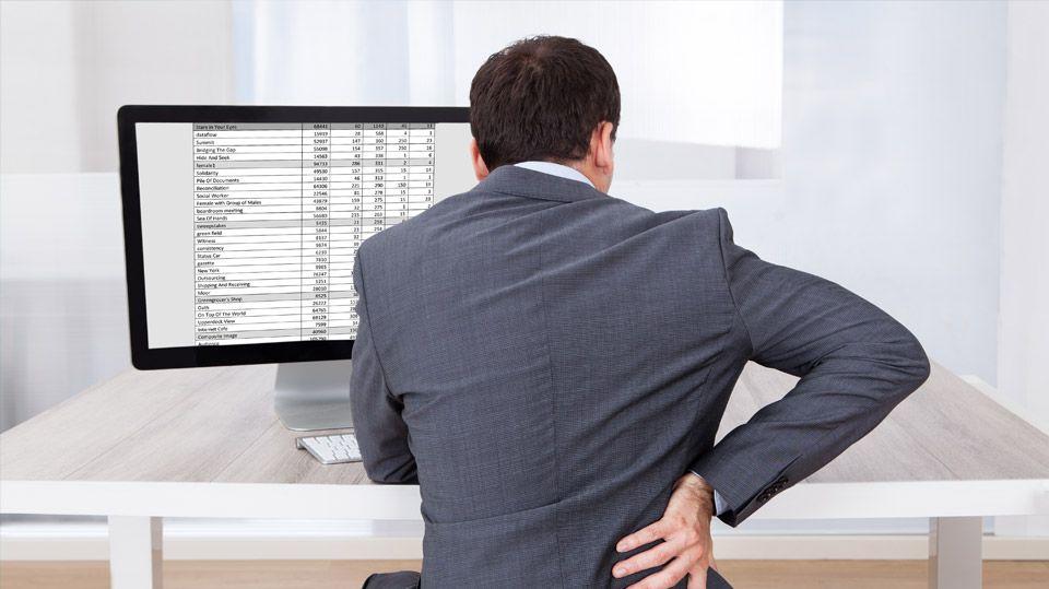 6 dicas para manter a boa postura sentado